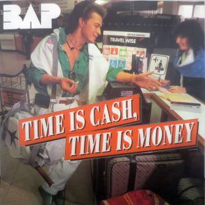 BAP: Time Is Cash, Time Is Money - Cover