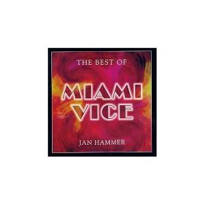 Jan Hammer: Best Of Miami Vice, The - Cover