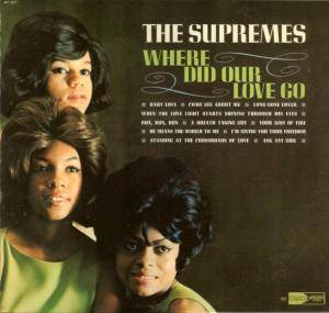 Cover - Supremes, The: Where Did Our Love Go