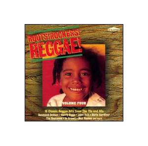 Cover - Pluto Shervington: Roots! Rockers! Reggae! Volume 4