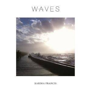 Cover - Karima Francis: Waves