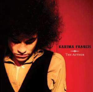 Cover - Karima Francis: Author, The