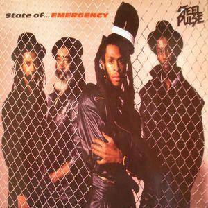Cover - Steel Pulse: State Of Emergency