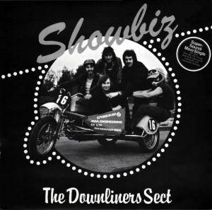 Cover - Downliners Sect, The: Showbiz
