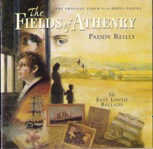 Paddy Reilly: Fields Of Athenry, The - Cover