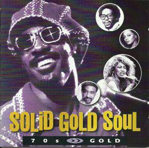 Solid Gold Soul - 70s Gold - Cover
