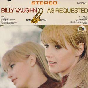 Cover - Billy Vaughn: As Requested