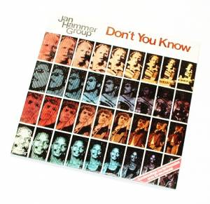 Cover - Jan Hammer Group: Don't You Know