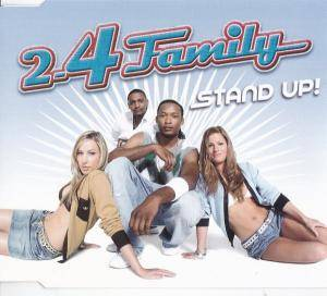 Cover - 2-4 Family: Stand Up!