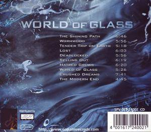 Tristania: World Of Glass (CD) - Bild 2