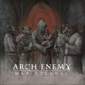 Cover - Arch Enemy: War Eternal