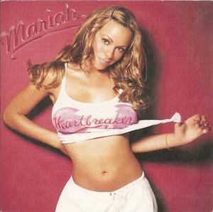 Mariah Carey: Heartbreaker (Single-CD) - Bild 1