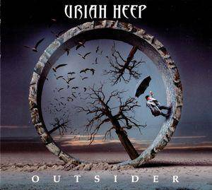 Uriah Heep: Outsider - Cover
