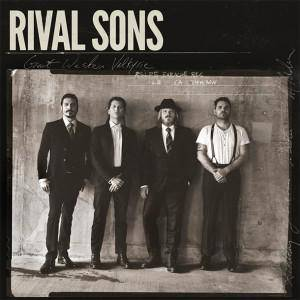 Rival Sons: Great Western Valkyrie - Cover