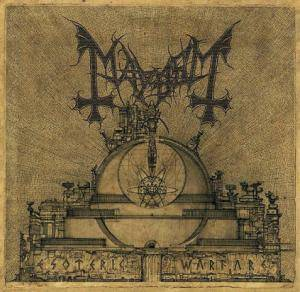 Mayhem: Esoteric Warfare (CD) - Bild 1