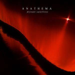 Anathema: Distant Satellites - Cover