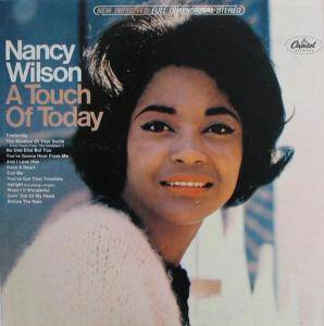 Cover - Nancy Wilson: Touch Of Today, A