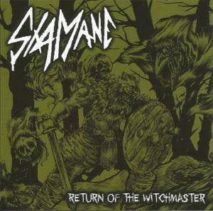 Shamane: Return Of The Witchmaster - Cover