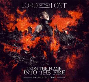 Lord Of The Lost: From The Flame Into The Fire - Cover