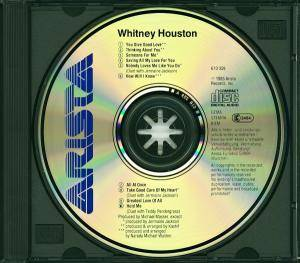 Whitney Houston: Whitney Houston (CD) - Bild 5