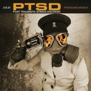 Pharoahe Monch: Ptsd (Post Traumatic Stress Disorder) - Cover