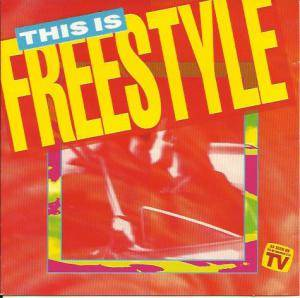 This Is Freestyle Vol 1 - Cover
