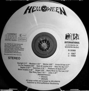 Helloween: Helloween / Walls Of Jericho / Judas (CD) - Bild 3