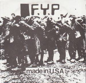 Cover - F.Y.P: Made In U.S.A.