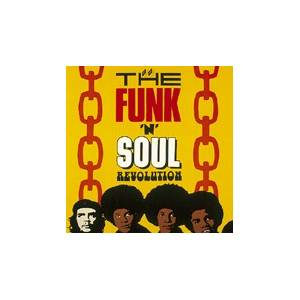 Funk 'n' Soul Revolution, The - Cover