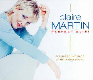 Cover - Claire Martin: Perfect Alibi