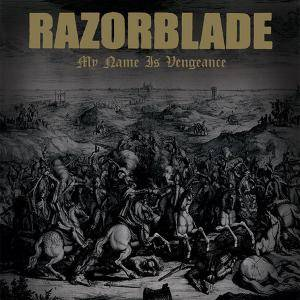 Cover - Razorblade: My Name Is Vengeance