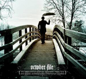 Cover - October File: Application Of Loneliness, Ignorance, Misery, Love And Despair, The