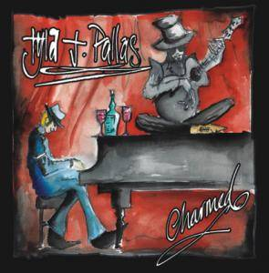 Cover - Tyla J. Pallas: Charmed