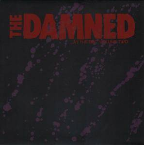 The Damned: At The BBC Volume Two - Cover