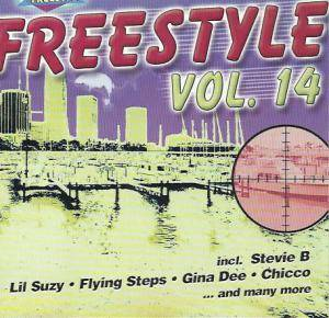 Cover - Elissa: Freestyle Vol. 14
