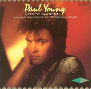 Paul Young: Love Of The Common People - Cover