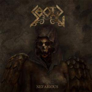 Sectu: Nefarious - Cover