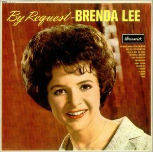 Cover - Brenda Lee: By Request