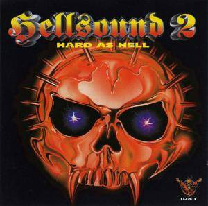 Cover - Rob Gee: Hellsound 2 - Hard As Hell