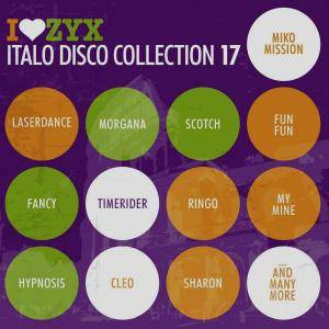 Cover - Cleo: I Love ZYX Italo Disco Collection 17