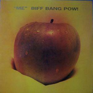 Cover - Biff Bang Pow!: Memory Theatre