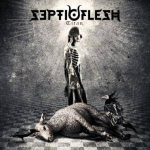 Septic Flesh: Titan - Cover