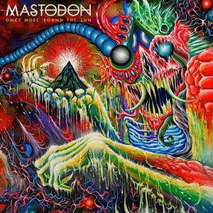 Mastodon: Once More 'Round The Sun - Cover