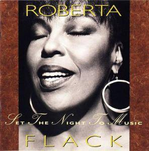 Cover - Roberta Flack: Set The Night To Music