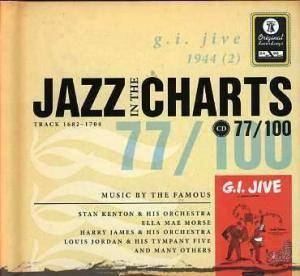 Jazz In The Charts 77/100 - Cover