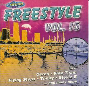 Freestyle Vol. 15 - Cover