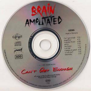 Brainamputated: Can't Get Enough (CD) - Bild 2