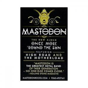 Mastodon: Once More 'Round The Sun (CD) - Bild 5