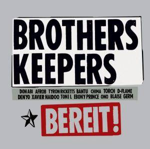 Cover - Brothers Keepers: Bereit!