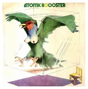 Atomic Rooster: Atomic Roooster - Cover